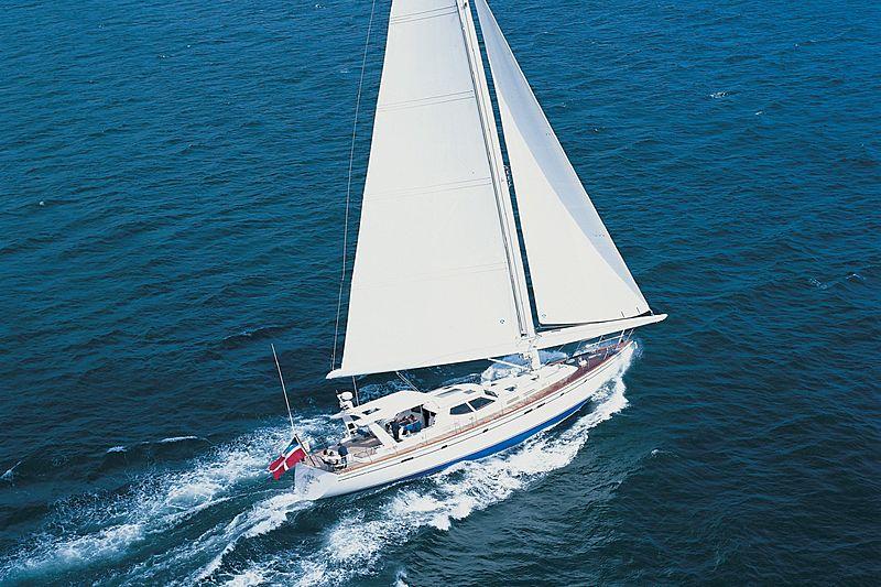 JACQUELINA yacht Pendennis