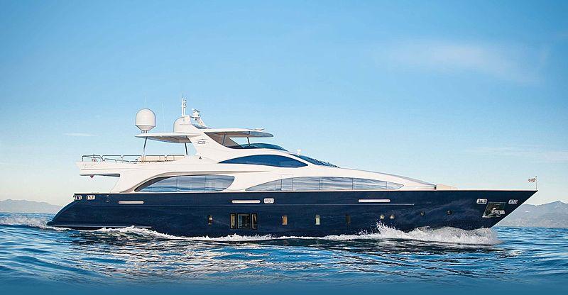 LAMONA yacht Azimut