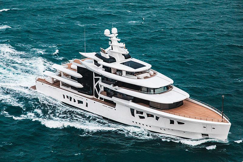 ARTEFACT yacht Nobiskrug