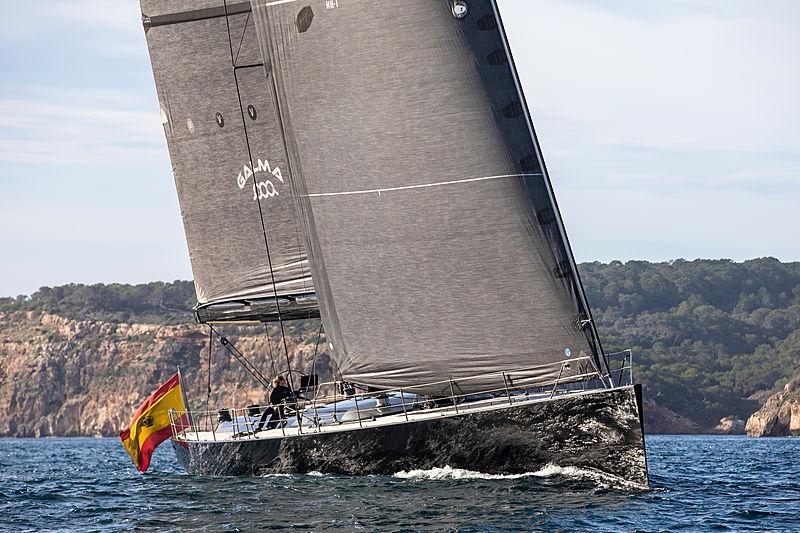 Galma yacht cruising