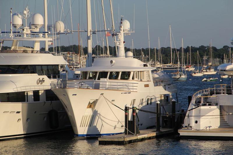 ESPIRITU SANTO yacht Ocea