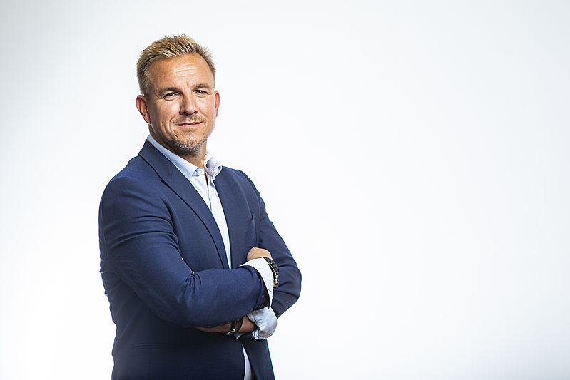 Anders Kurten, CEO of Baltic Yachts