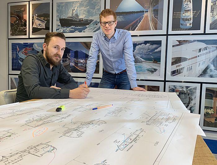 Diana Yacht Design content marketing