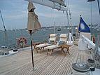 Axia yacht deck
