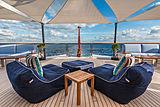Bella Vita yacht deck