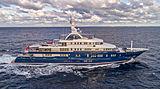 Bella Vita yacht cruising