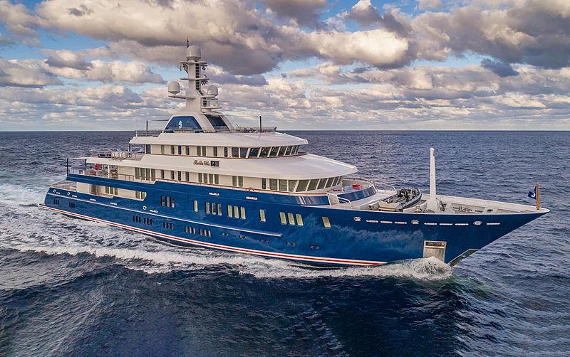 BELLA VITA  yacht Lürssen