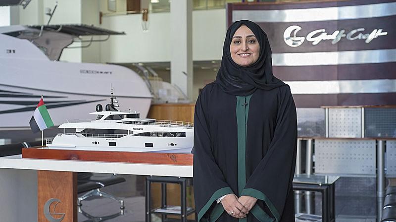 Gulf Craft Abeer Alshaali