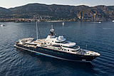 Le Grand Bleu Yacht Bremer Vulkan