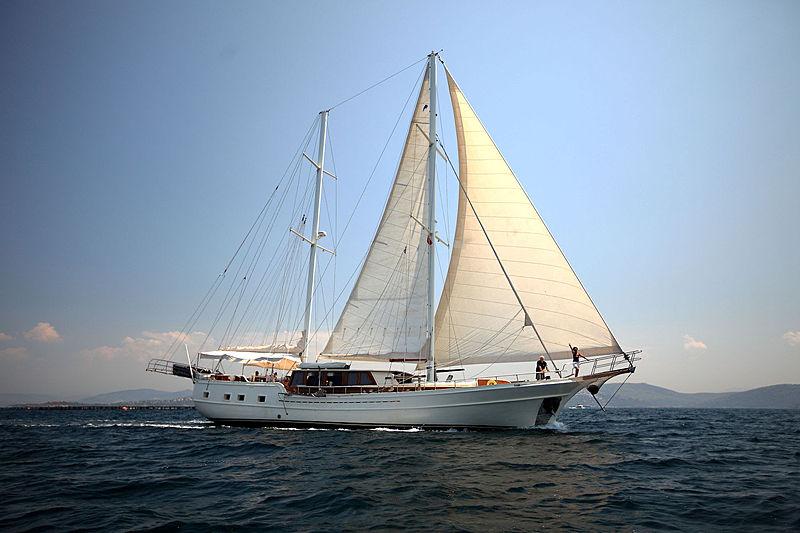 LADY ELIZABETH yacht Unknown