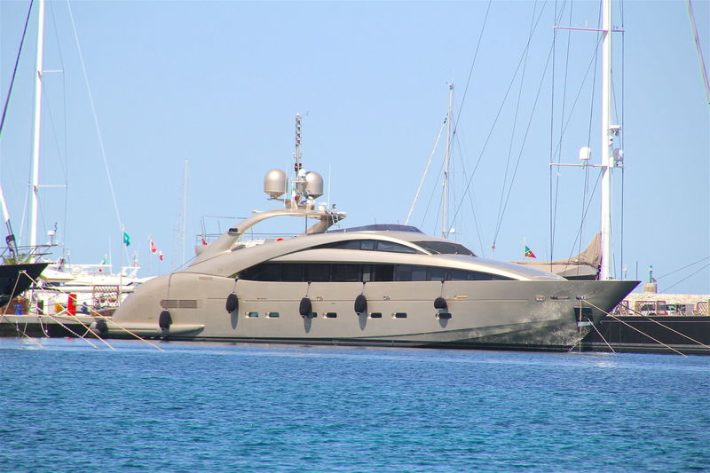 SOIREE yacht ISA