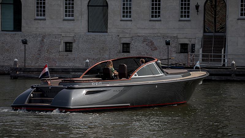 WAJER 37 tender Wajer Yachts