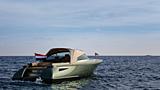 Wajer 38 tender cruising