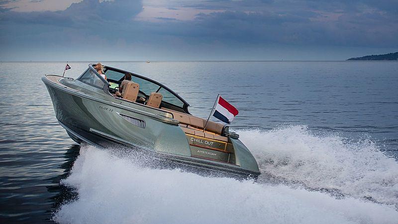 WAJER 38 tender Wajer Yachts