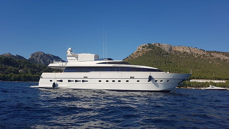 PACHA yacht Canados