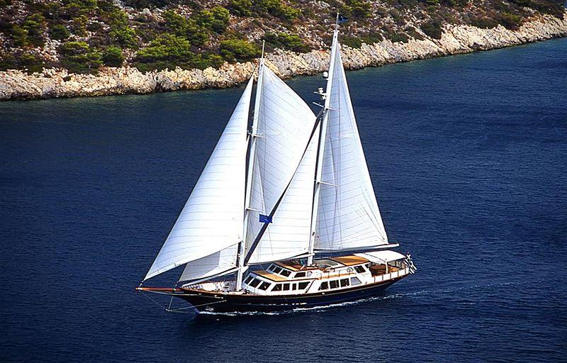 ALTHEA yacht Kanellos Bros