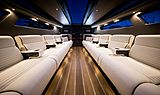 Pascoe Limousine 9.00 - 12.00M tender interior