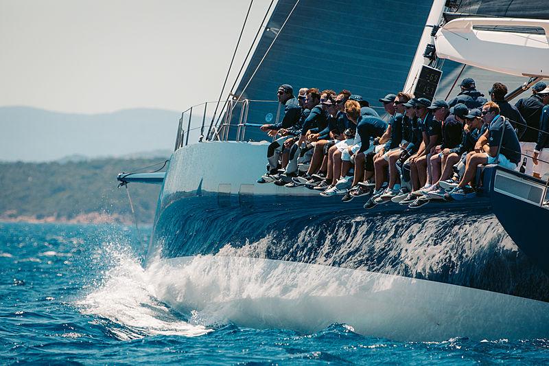 Magic Carpet 3 yacht at Loro Piana Superyacht Regatta