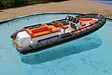 Castoldi Jet Tender 19 SOLAS exterior