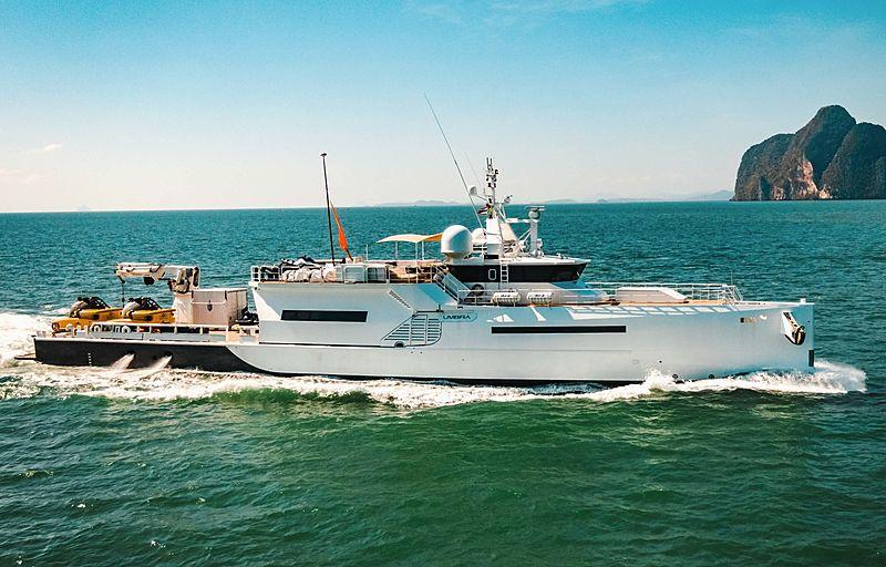 UMBRA yacht Damen Yachting