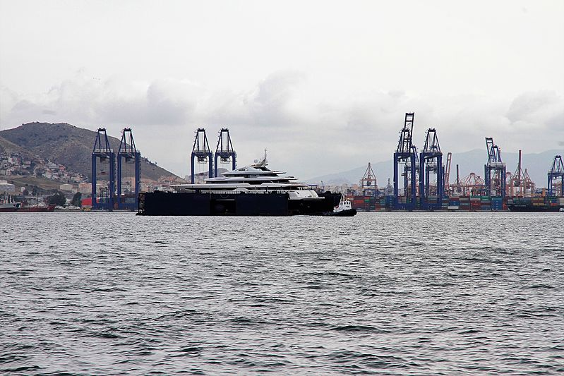 O'Pari yacht launch at Golden Yachts