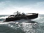 Fjord 40 Open Tender cruising
