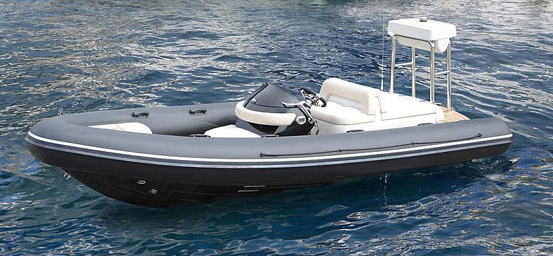 PASCOE DT SOLAS 5.50M tender Pascoe International
