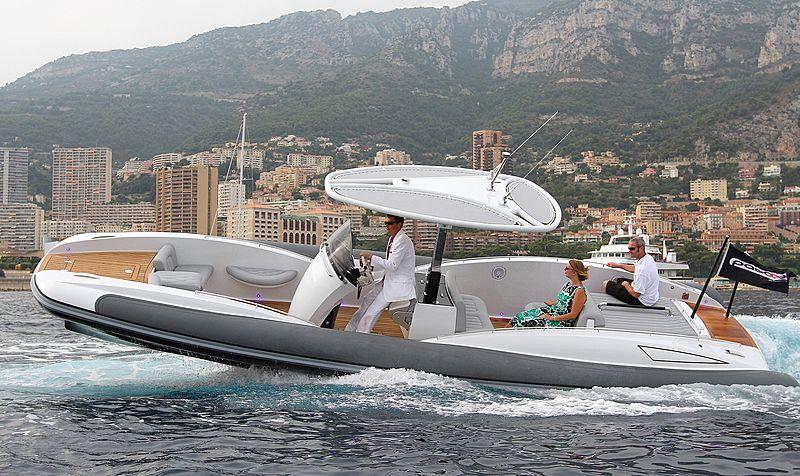 PASCOE SY9 OPEN tender Pascoe International