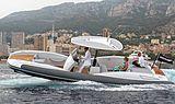Pascoe SY9 Open tender cruising