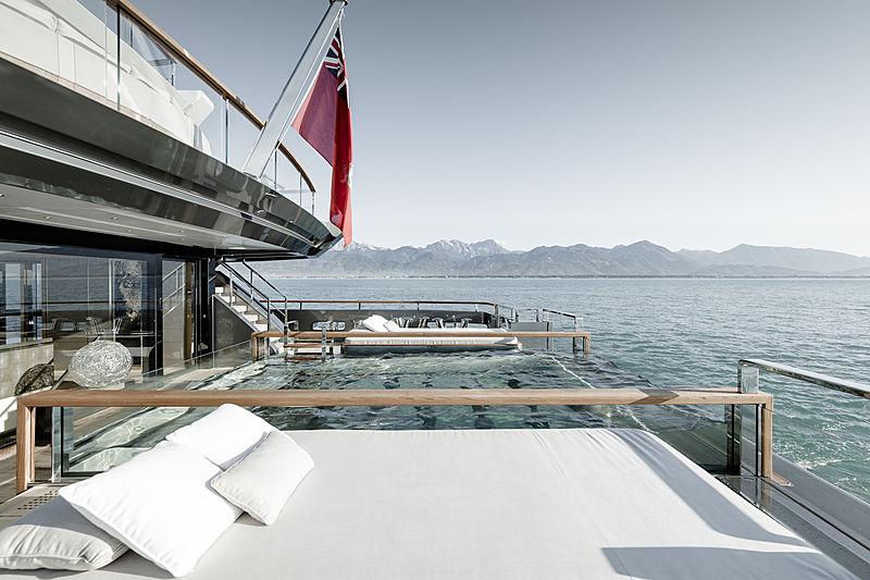 Attila yacht exterior