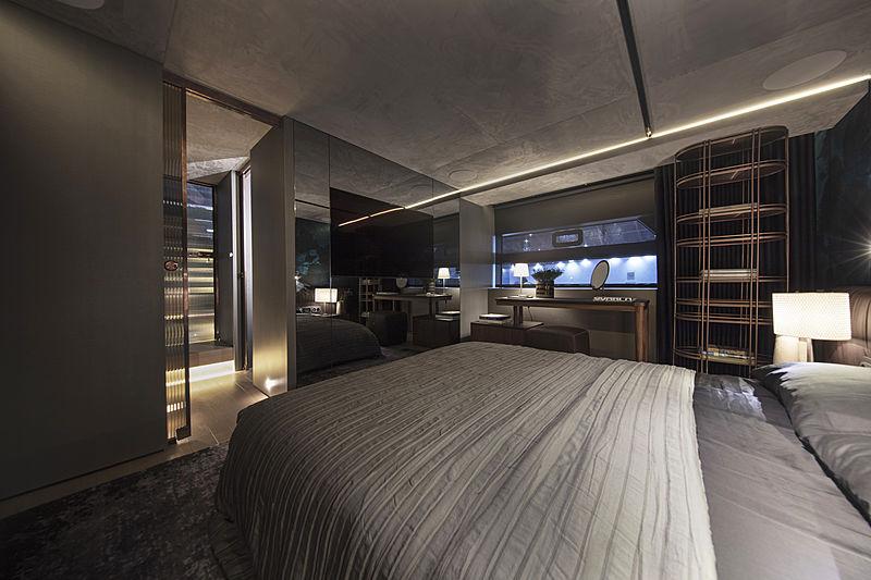Mazu 82/01 yacht interior