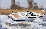 Semi Custom Open Sport 8.12M tender cruising
