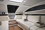 Xtenders 8.00M Limousine tender interior