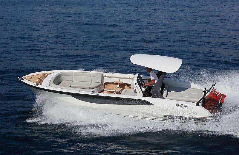 SEMI CUSTOM OPEN TENDER 9M tender Yachtwerft Meyer Gmbh