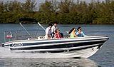 Novurania  Chase 23 tender cruising