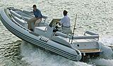 Novurania Launch 600 tender cruising