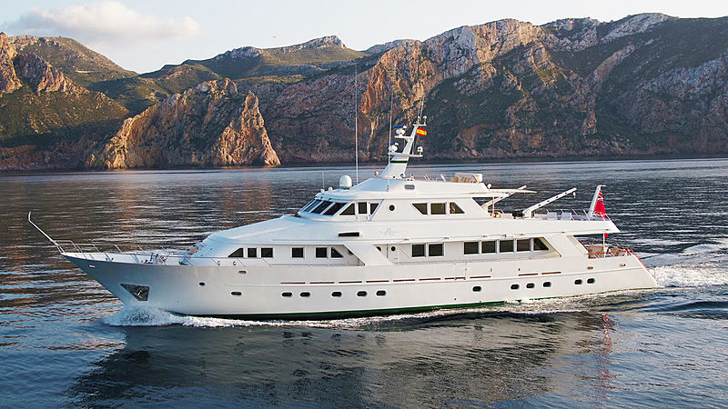 ALMA yacht Benetti