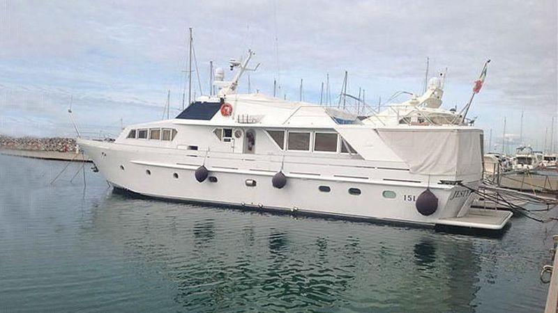 MACOTA II yacht Benetti