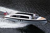 Yachtwerft Meyer Full Custom Limousine Tender 8.2M cruising