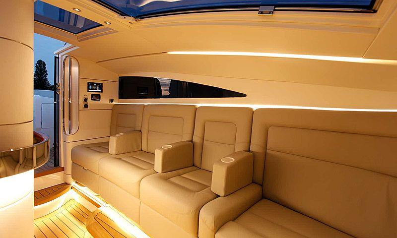 Yachtwerft Meyer Full Custom Limousine Tender 11.2M exterior