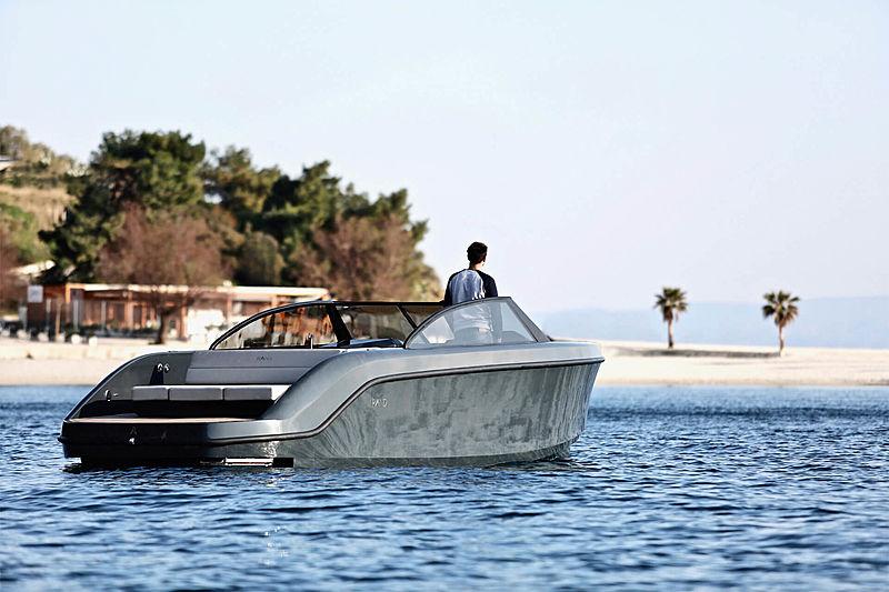 RAND LEISURE 28-POWER tender Rand Boats