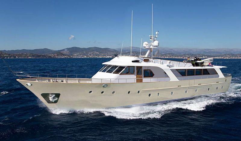 PERIHAN yacht Benetti