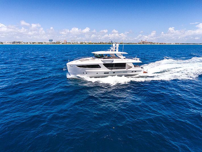 HORIZON FD80-601 yacht Horizon