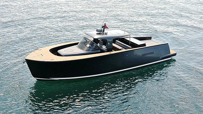 ALEN 45 tender Alen Yacht