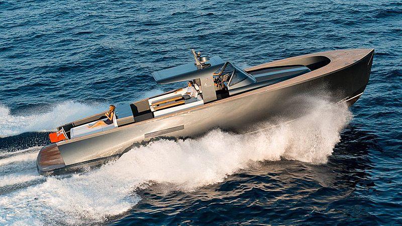Alen 55 yacht tender