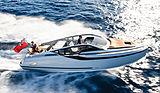 Fairline F-Line 33 yacht tender