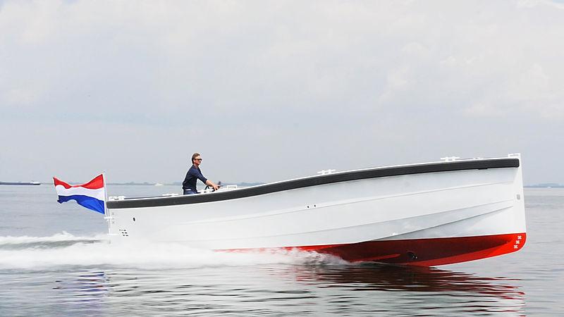Lekker Damsko 1000 yacht tender