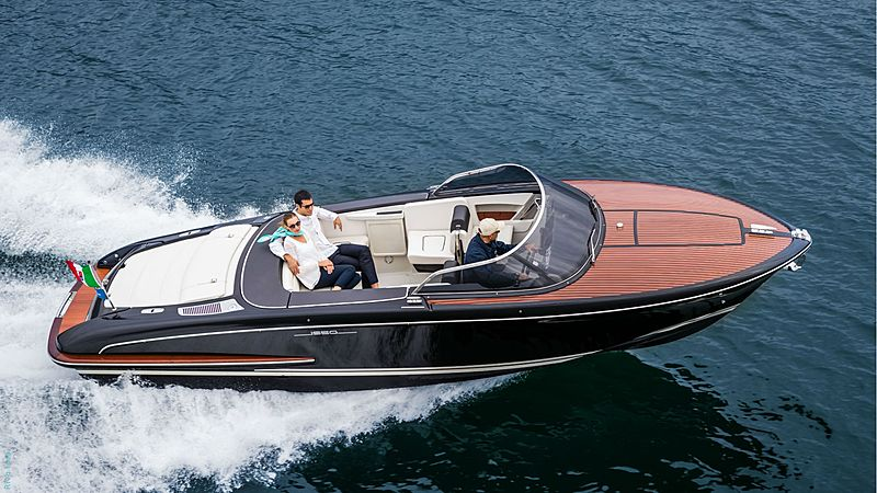 RIVA ISEO tender Riva S.p.A.