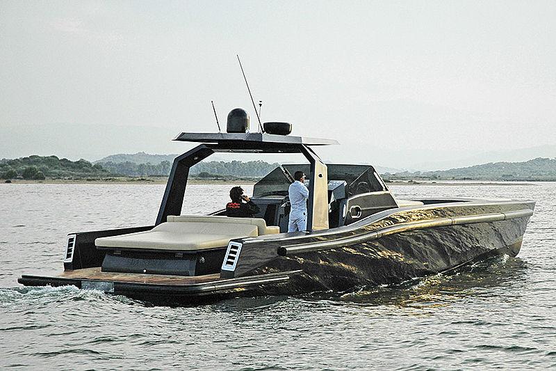 MAORI 50FT tender Maori Yacht (MYI Srl)