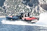 Maori 54ft tender cruising